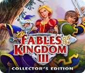 Feature screenshot game Fables of the Kingdom III Collector's Edition