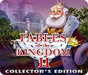 Feature screenshot game Fables of the Kingdom II Collector's Edition