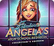 Feature screenshot game Fabulous: Angela's High School Reunion Collector's Edition
