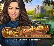 Faircroft Antiques: The Heir of Glen Kinnoch Collector's Edition game play