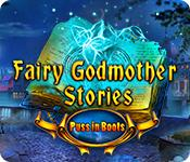 Feature screenshot game Fairy Godmother Stories: Puss in Boots