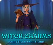 Fairytale Solitaire: Witch Charms game play