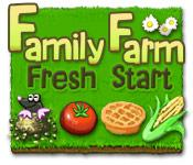 Family Farm: Fresh Start game play