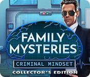 Family Mysteries: Criminal Mindset Collector's Edition game play