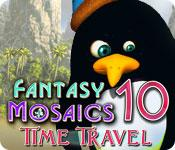 Feature screenshot game Fantasy Mosaics 10: Time Travel