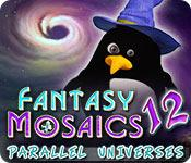 Feature screenshot game Fantasy Mosaics 12: Parallel Universes
