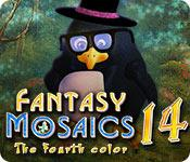 Feature screenshot game Fantasy Mosaics 14: Fourth Color