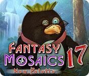 Feature screenshot game Fantasy Mosaics 17: New Palette