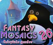 Feature screenshot game Fantasy Mosaics 26: Fairytale Garden