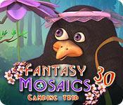 Feature screenshot game Fantasy Mosaics 30: Camping Trip