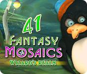 Feature screenshot game Fantasy Mosaics 41: Wizard's Realm