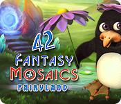 Feature screenshot game Fantasy Mosaics 42: Fairyland