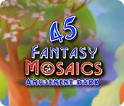 Feature screenshot game Fantasy Mosaics 45: Amusement Park