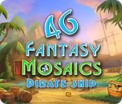 Funzione di screenshot del gioco Fantasy Mosaics 46: Pirate Ship