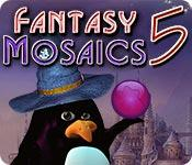 Feature screenshot game Fantasy Mosaics 5