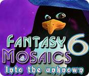 Feature screenshot game Fantasy Mosaics 6: Into the Unknown