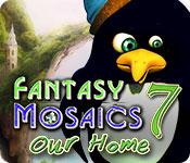 Feature screenshot game Fantasy Mosaics 7: Our Home