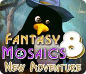 Feature screenshot game Fantasy Mosaics 8: New Adventure