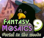 Feature screenshot game Fantasy Mosaics 9: Portal in the Woods
