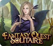 Feature screenshot game Fantasy Quest Solitaire