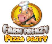 Функция скриншота игры Веселая Ферма Печем Пиццу