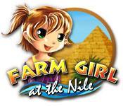 Feature screenshot game Farm Girl at the Nile