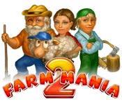 Функция скриншота игры Ферма Мания 2