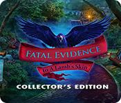Feature screenshot game Fatal Evidence: In A Lamb's Skin Collector's Edition
