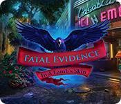 Función de captura de pantalla del juego Fatal Evidence: In A Lamb's Skin