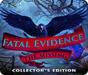 Feature screenshot game Fatal Evidence: The Missing Collector's Edition