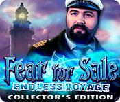 Feature screenshot game Fear for Sale: Endless Voyage Collector's Edition