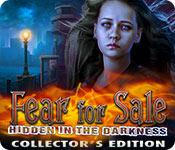Feature screenshot game Fear For Sale: Hidden in the Darkness Collector's Edition