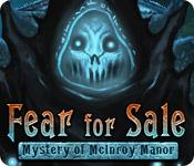 Feature screenshot game Fear For Sale: Mystery of McInroy Manor