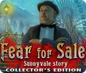 Feature screenshot game Fear for Sale: Sunnyvale Story Collector's Edition