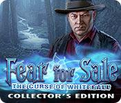 Feature screenshot game Fear For Sale: The Curse of Whitefall Collector's Edition