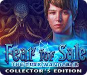 Feature screenshot game Fear for Sale: The Dusk Wanderer Collector's Edition