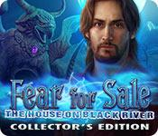 Feature screenshot game Fear for Sale: The House on Black River Collector's Edition