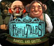 Feature screenshot game Fearful Tales: Hansel and Gretel