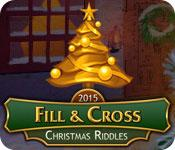 Feature screenshot game Fill And Cross Christmas Riddles