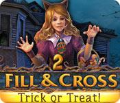Feature screenshot game Fill and Cross: Trick or Treat 2