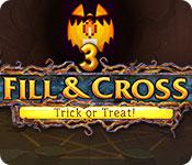 Feature screenshot game Fill and Cross: Trick or Treat! 3