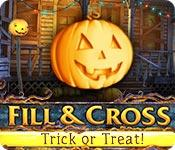 Feature screenshot game Fill and Cross: Trick or Treat