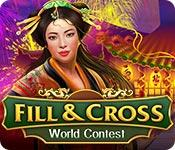 Feature screenshot game Fill and Cross: World Contest