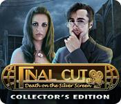 Feature screenshot game Final Cut: Death on the Silver Screen Collector's Edition