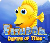 Feature screenshot game Fishdom: Depths of Time
