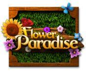 Функция скриншота игры Цветочный Рай