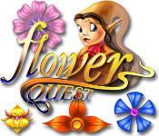 Feature screenshot game Flower Quest