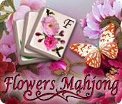 Feature screenshot game Flowers Mahjong