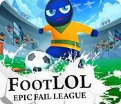 FootLOL: Epic Fail League game play