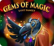 Feature screenshot game Gems of Magic: Lost Family